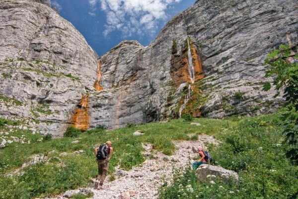 Водопады Краснодарского края и Адыгеи. Фото, где находятся лучшие, как добраться, карта