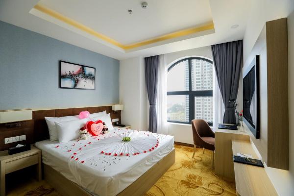 Volga Nha Trang Hotel 4* Вьетнам/Нячанг. Отзывы, фото, цены