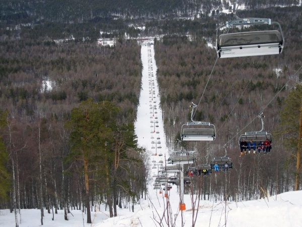 Завьялиха горнолыжный курорт. Цены, где находится