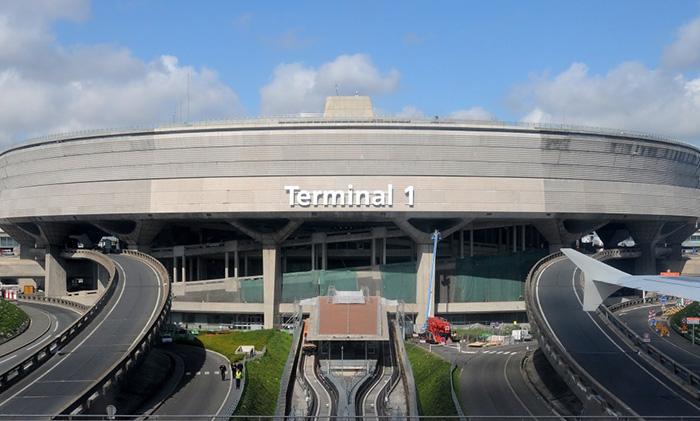 Аэропорт Шарль де Голль (Charles de Gaulle), Париж. Схема терминалов на русском, карта, фото, как добраться