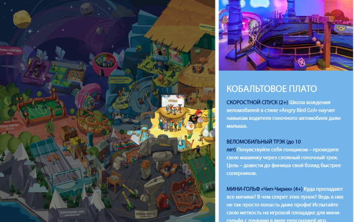 Angry Birds Park (Энгри Бердз Парк) в Европолисе, Санкт-Петербург. Отзывы, цены, развлечения
