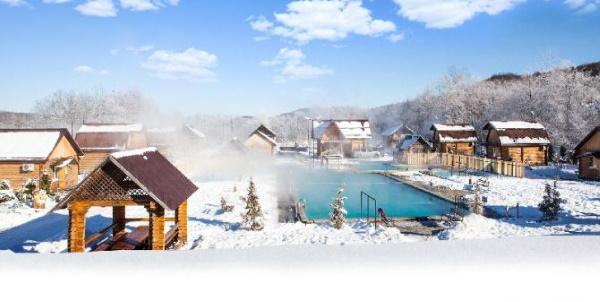 Гоуджекит горячие источники. Гостиницы, цены, фото