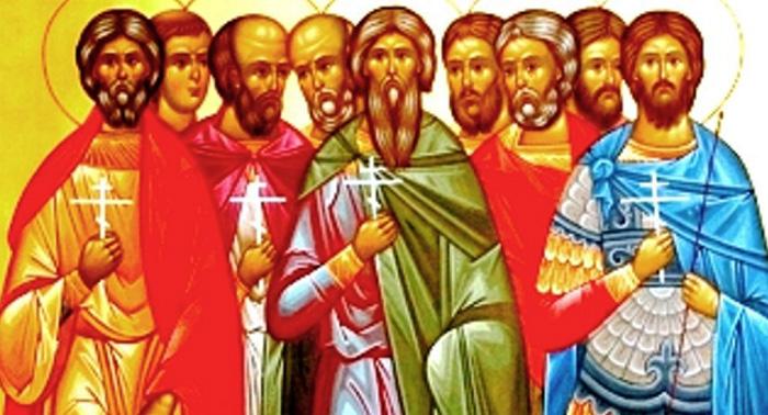 Храм 9 мучеников Кизических в Москве. Расписание, история, фото