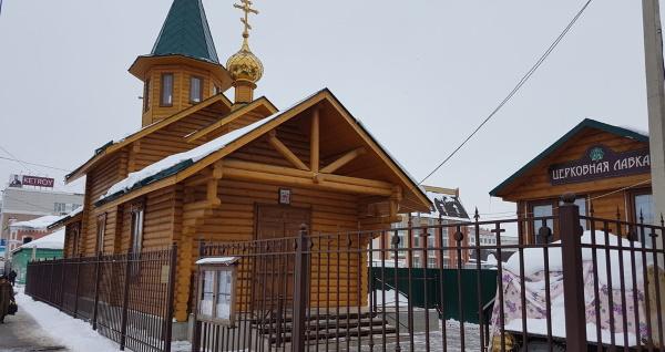 Храм Рождества Христова, Тамбов. Расписание служб, адрес