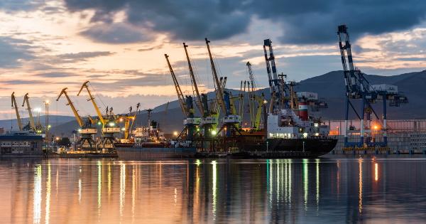 Незамерзающие порты России. Список на карте, значение