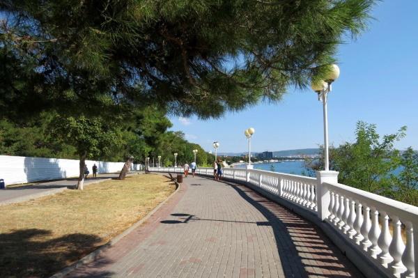 Приветливый берег, Геленджик. Цены, фото, карта