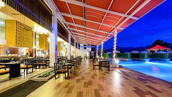 Peach Blossom Resort 4* (Пич Блоссом Резорт) Таиланд/Пхукет. Отзывы, фото, цены