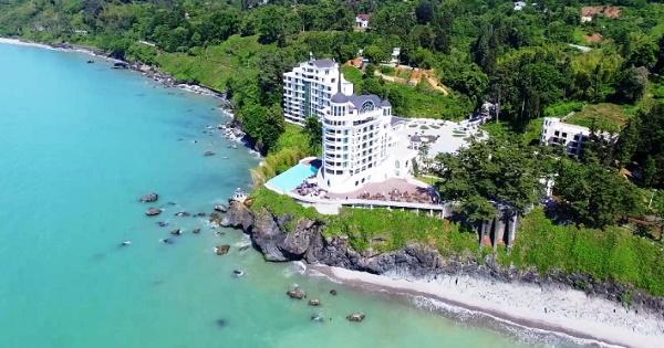 Пляжи Батуми лучшие в городе и окрестностях, Зеленый мыс. Фото, цены отелей