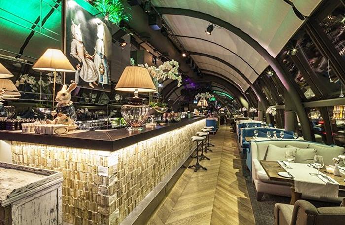 Самые дорогие рестораны в Москве. Топ 2020. Названия блюд, цены