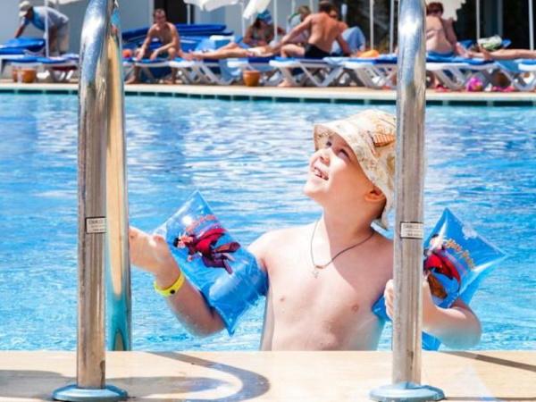 Water Planet Deluxe Hotel & Aquapark 5* (Вотер Планет Делюкс Хотел Аквапарк) Турция/Аланья. Отзывы, фото