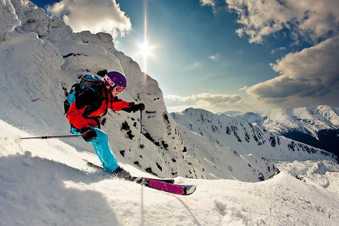 Ясна горнолыжный курорт Словакия Карта отели цены отзывы