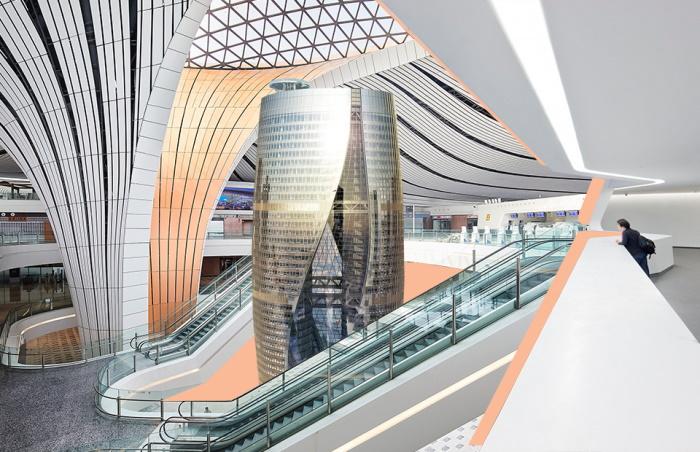 Проекты архитектора Захи Хадид. Фото достопримечательностей в Москве, городах мира