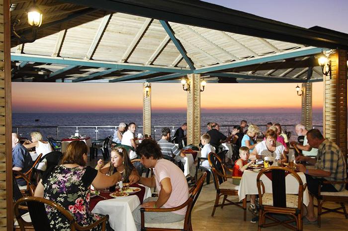 Aska Just in Beach 5* (Аска Джаст ин Бич) Турция/Алания. Отзывы, фото отеля