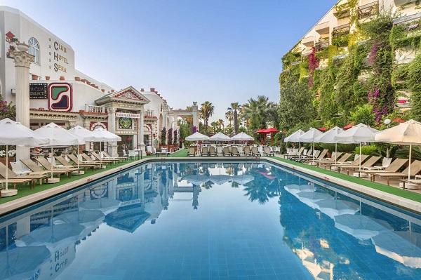 Club Hotel Sera 5* (Клаб отель Сера) Турция/Анталия. Отзывы, фото
