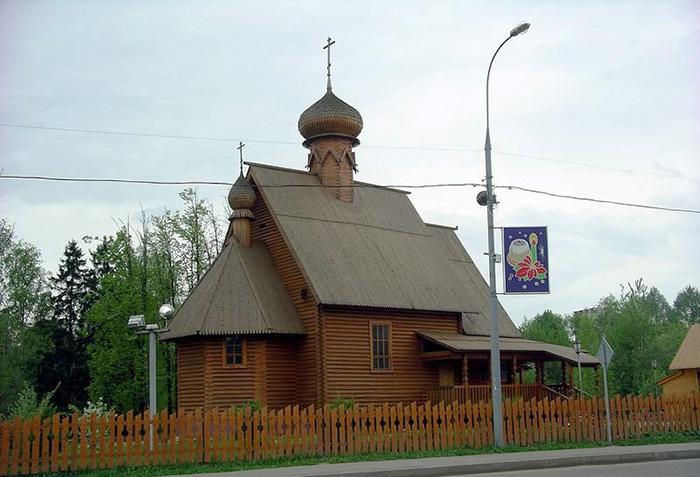 Филаретовский храм, Зеленоград. Расписание богослужений, фото