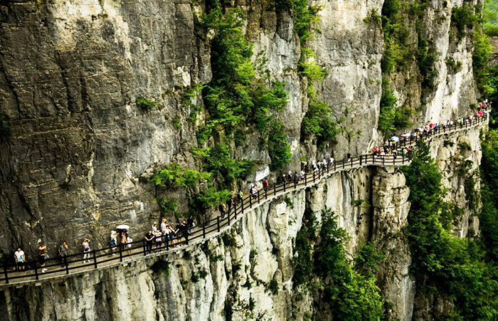 Горы Аватара, Китай. Национальный парк Чжанцзяцзе. Фото, где снимали, как добраться