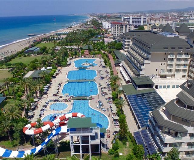 M.C. Arancia Resort Hotel 5* (М.С. Арансия Резорт отель) Турция/Алания. Отзывы, фото