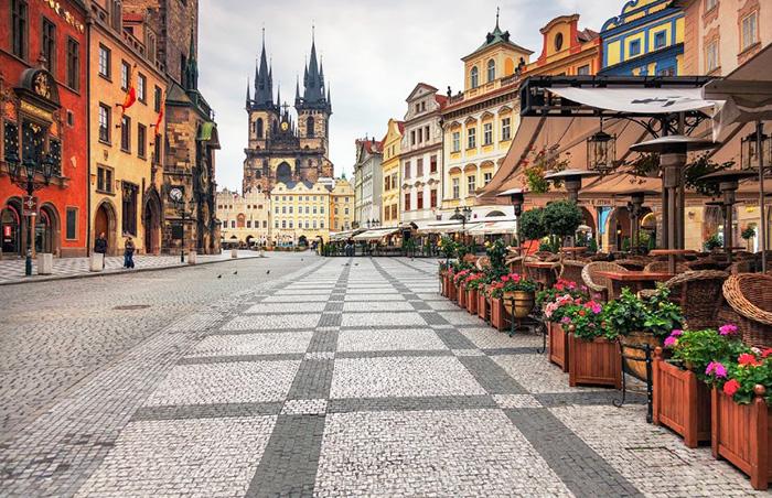 Маршрут по Европе на машине самостоятельного путешествия. Описание, где остановиться, что посмотреть