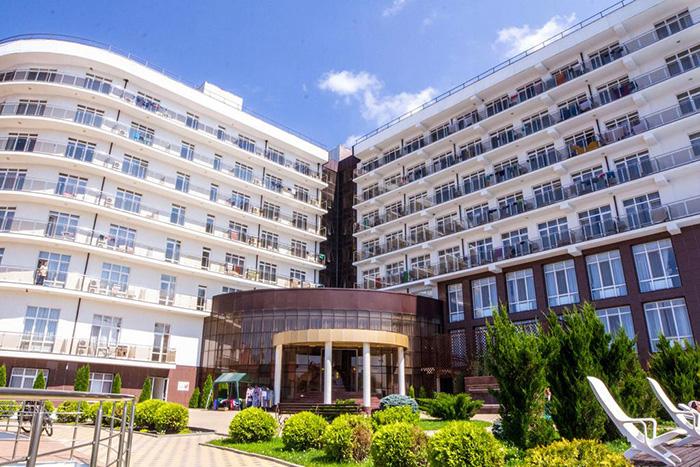 Пансионат Кубань, Геленджик. Цены, фото, карта