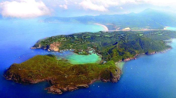 Пляжи Вьетнама с белым песком, голубой водой. Фото, названия