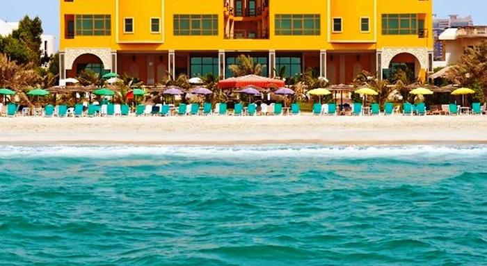Sahara Beach Resort 5* (Сахара Бич Резорт) ОАЭ/Шарджа. Отзывы, фото