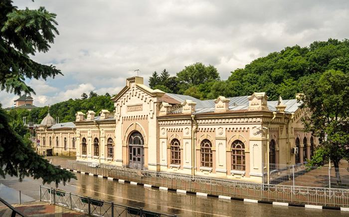 Санаторий Центросоюз-Кисловодск. Отзывы, цены, фото