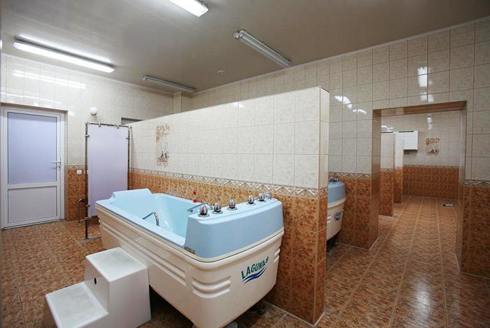 Санаторий Янтарь, Светлогорск. Цены с лечением, как добраться, фото