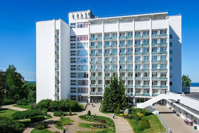 Сестрорецкий Курорт санаторий, Санкт-Петербург. Цены с лечением, как доехать, фото
