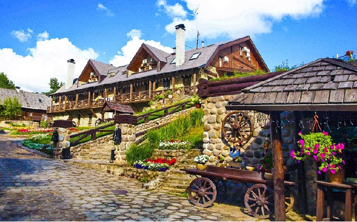 Старая Мельница в Солнечном. Фото, адрес, цены