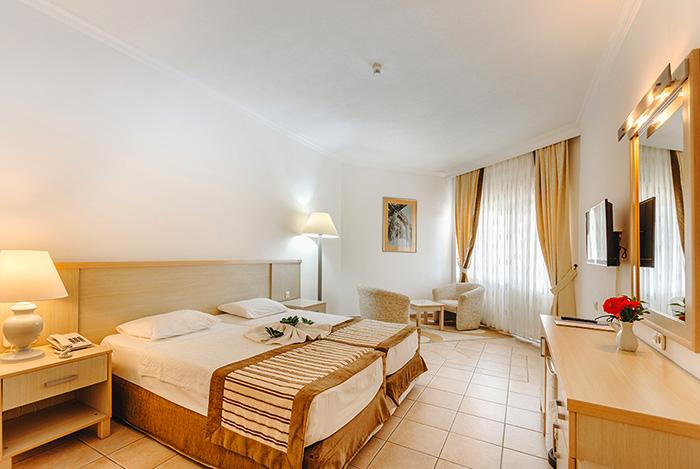 Sural Saray Hotel 5* (Сурал Сарай отель) Турция/Сиде. Отзывы, фото