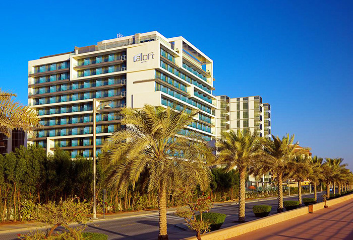 Aloft Palm Jumeirah 4* (Алофт Пальм Джумейра) ОАЭ/Дубай. Отзывы, фото отеля