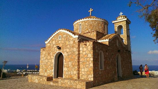 Christofinia Hotel 4* (отель Кристофиния) Кипр/Айя-Напа. Отзывы, фото, цены