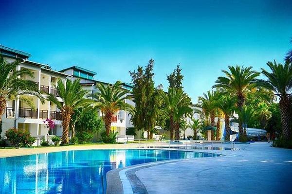 Ganita Holiday Village 4* (Ганита Холидей Виладж) Турция/Алания. Отзывы, фото отеля