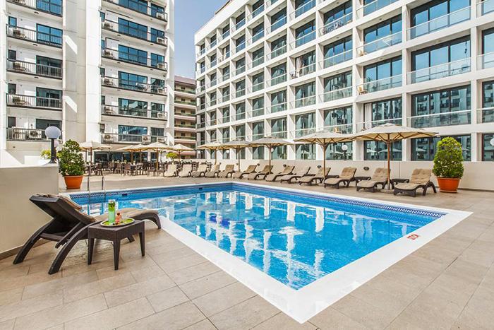 Golden Sands Hotel Apartments 3* (Голден Сандс отель Апартамент) ОАЭ/Дубай. Фото, цены