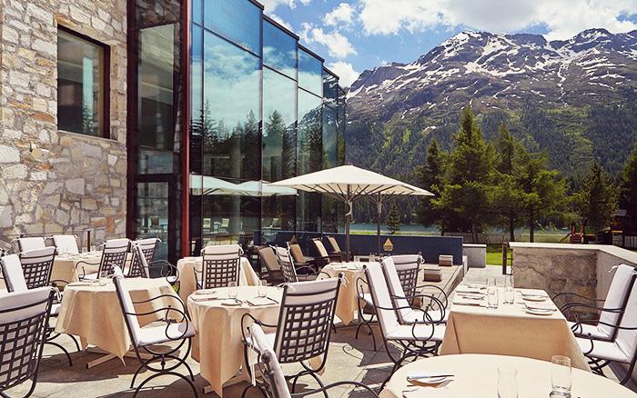 Горнолыжный курорт Санкт-Мориц, Швейцария. Фото, отели, трассы