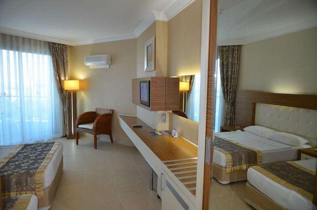Grand Zaman Garden Hotel 4* (Гранд Заман Гарден отель) Турция/Алания. Отзывы, фото, цены