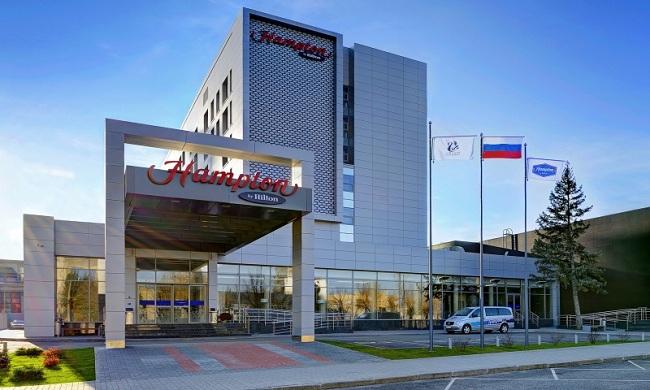 Hampton by Hilton 4* (Хэмптон Бай Хилтон) Волгоград. Отзывы, фото, цены