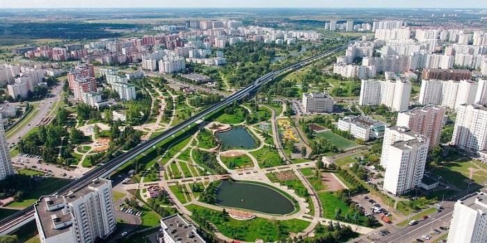Ландшафтный парк, Южное Бутово. Адрес, мероприятия, фото, схема