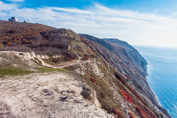 Лысая гора, Анапа. Фото, как добраться в Супсех. Карта, смотровая площадка, спуск к морю