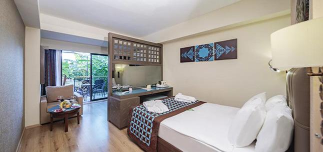 Nashira Resort Hotel & Aqua Spa 5* (отель Нашира) Турция/Сиде. Отзывы, фото, цены