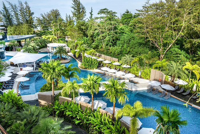 Novotel Phuket Karon Beach Resort & Spa 4* (Новотель Пхукет Карон Бич) Таиланд. Фото, цены