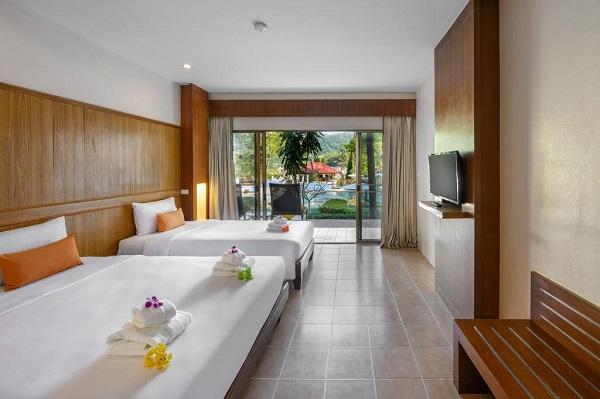 Patong Lodge Hotel 3* (Патонг Лодж отель) Таиланд/Пхукет. Отзывы, фото, цены