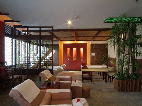Pearl River Garden 4* (Перл Ривер Гарден) Китай/Дадунхай. Отзывы, фото, цены