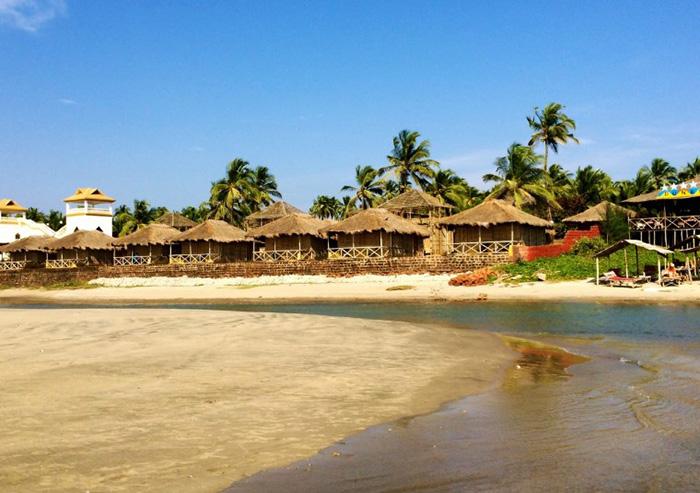 Пляжи Северного Гоа. Фото, отели, карта, что посмотреть