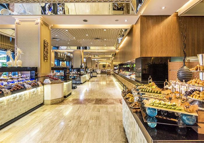 Rixos Downtown Antalya 5* (Риксос Даунтаун Анталия) Турция. Отзывы, фото, цены
