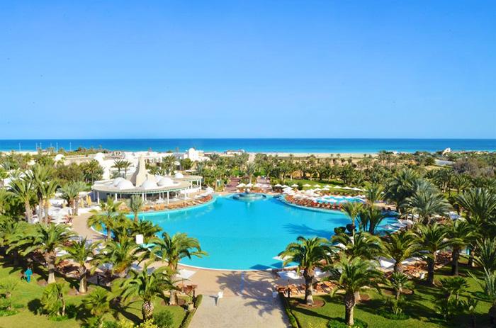 Royal Garden Palace 5* (Роял Гарден Палас) Тунис/Джерба. Фото, цены