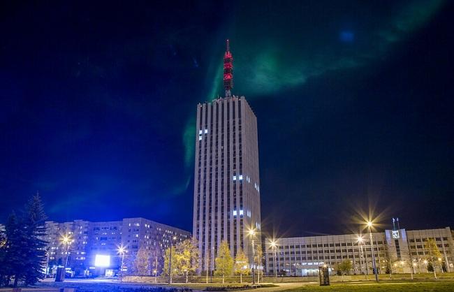Северное сияние в Архангельске. Когда можно увидеть, фото, тур