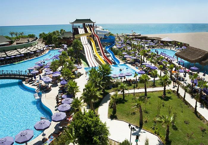 Siam Elegance Hotel & Spa 5* (Сиам Элеганс отель) Турция/Белек. Фото, цены
