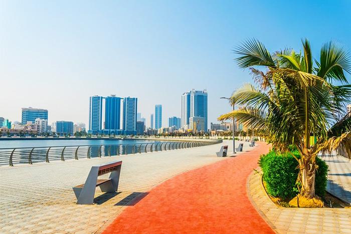 Wyndham Garden Ajman Corniche 4* (Виндхам Гарден Аджман Корниш) ОАЭ. Фото, цены