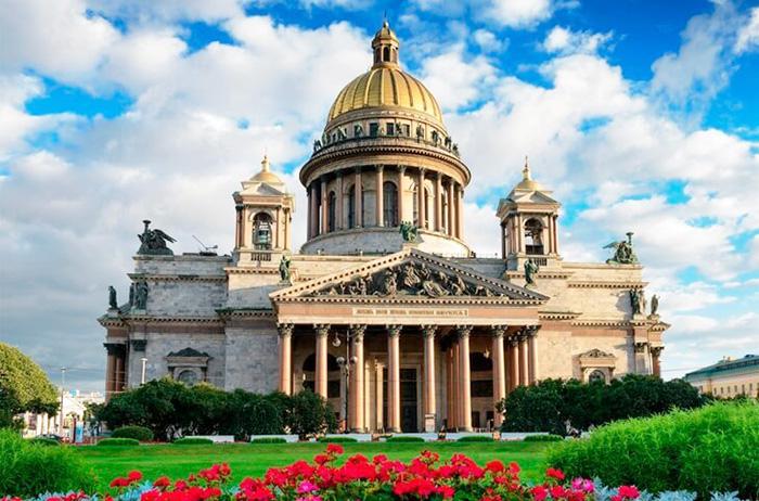 Знаменитые здания в России. Список, описание